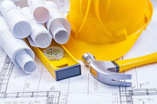 Hard hat hammer blueprints (web)